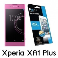 ฟิล์มกันรอยแบบด้าน(AG) Focus สำหรับ Xperia XA1 Plus