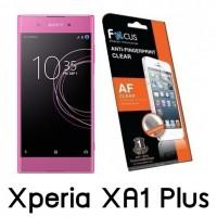 ฟิล์มกันรอยนิ้วมือแบบใส(AF Clear) Focus สำหรับ Xperia XA1 Plus