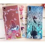 เคส Xperia XA1 Ultra Fairy Tale 3D Graphic TPU Shield