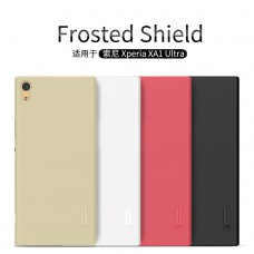 เคส Xperia XA1 Ultra Nillkin Super Frosted Shield + แถมฟิล์ม