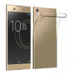 เคส Xperia XA1 Ultra Super Slim TPU 0.6 mm