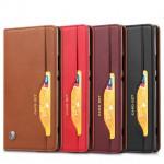 เคสหนัง Xperia XA2 Ultra Card Set Leather Flip Stand Case
