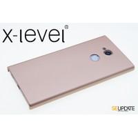 เคส X-Level Ultra-thin Metallic Series for Xperia XA2 Ultra : Gold