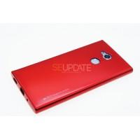 เคส SONY Xperia XA2 Ultra Mercury Goospery I-Jelly TPU Case : Red