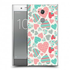 เคส Xperia XA2 Ultra Valentine Series Slim Back Cover [VT004]