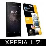 ฟิล์มกันรอยแบบใส(UC) Focus สำหรับ Xperia L2 ด้านหน้า