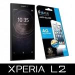 ฟิล์มกันรอยแบบด้าน(AG) Focus สำหรับ Xperia L2 ด้านหน้า