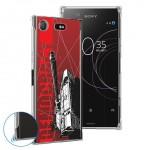 เคส SONY Xperia XZ1 War Series 3D Anti-Shock Protection TPU Case [WA002]