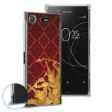 เคส SONY Xperia XZ1 Culture Series 3D Anti-Shock Protection TPU Case [CT001]