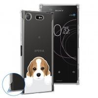 เคส SONY Xperia XZ1 Animal Series Anti-Shock Protection TPU Case [AN010]