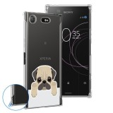 เคส Xperia XZ1 Animal Series Anti-Shock Protection TPU Case [AN014]