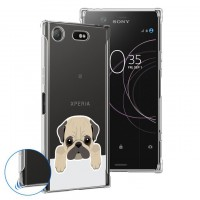 เคส SONY Xperia XZ1 Animal Series Anti-Shock Protection TPU Case [AN014]