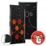 เคส SONY Xperia XZ1 Black Series Anti-Shock Protection TPU Case [BK002]