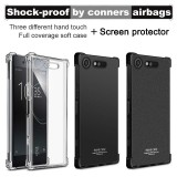 เคส Xperia XZ1 Imak Shock-resistant Case [Airbag Version] + แถมฟิล์ม