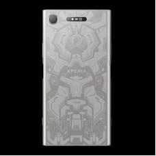 ฟิล์มกันรอยด้านหลังแบบด้าน Moxbii 3H version สำหรับ Xperia XZ1 : Cybershield