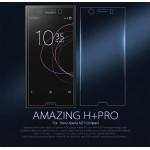 กระจกนิรภัยด้านหน้า Nillkin Amazing H+ Pro Tempered Glass สำหรับ Xperia XZ1 Compact แถมฟิล์มเลนส์+น้ำยาลดขอบลอย