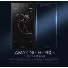 กระจกนิรภัยด้านหน้า Nillkin Amazing H+ Pro Tempered Glass สำหรับ Xperia XZ1 Compact แถมฟิล์มหลัง+ฟิล์มเลนส์+น้ำยาลดขอบลอย [เร็วๆนี้]