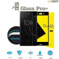 ฟิล์มกระจก  แบบเต็มจอลงโค้ง GLASS PRO+ 3D Tempered Glass สำหรับ Xperia XZ1