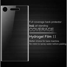 ฟิล์ม Hydrogel Imak กันรอยด้านหลังแบบลงโค้ง สำหรับ Xperia XZ1 (Version II)