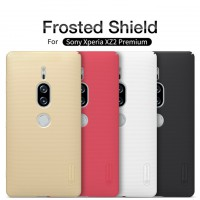 เคส SONY Xperia XZ2 Premium Nillkin Super Frosted Shield + แถมฟิล์ม