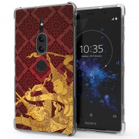 เคส SONY Xperia XZ2 Premium Culture Series 3D Anti-Shock Protection TPU Case [CT001]
