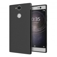 เคส Xperia L2 Matte Alpha Protection TPU Case : ฺBlack