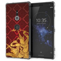 เคส SONY Xperia XZ2 Culture Series 3D Anti-Shock Protection TPU Case [CT001]
