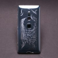 เคส SONY Xperia XZ2 Moxbii TPU Case Designer Collection : Eternity
