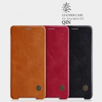 เคสหนัง Xperia XZ2 Nillkin QIN Leather Case