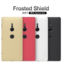 เคส SONY Xperia XZ2 Nillkin Super Frosted Shield + แถมฟิล์ม