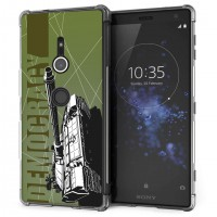 เคส SONY Xperia XZ2 War Series 3D Anti-Shock Protection TPU Case [WA001]