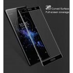 กระจกนิรภัยแบบเต็มจอลงโค้ง Imak 3D Tempered Glass สำหรับ Xperia XZ2 - Black