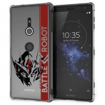 เคส SONY Xperia XZ2 Anti-Shock Protection TPU Case [Battle Robot]