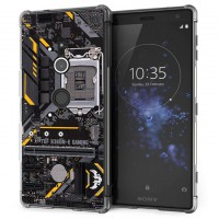 เคส SONY Xperia XZ2 Anti-Shock Protection TPU Case [Gaming Board]