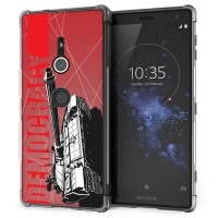 เคส SONY Xperia XZ2 War Series 3D Anti-Shock Protection TPU Case [WA002]