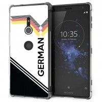เคส SONY Xperia XZ2 World Cup Series Anti-Shock Protection TPU Case [WC007]