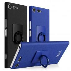 เคส SONY Xperia XZ Premium Imak Hardcase เนื้อทรายแบบด้าน + Ring Holder + แถมฟิล์ม
