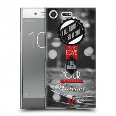 เคส SONY Xperia XZ Premium HeadCase Back Cover : Forever