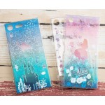 เคส Xperia XZ1 Fairy Tale 3D Graphic TPU Shield