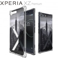 เคส SONY Xperia XZ Premium See-Through Series Anti-Shock Protection TPU Case [ST001]