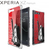 เคส SONY Xperia XZ Premium War Series 3D Anti-Shock Protection TPU Case [WA002]
