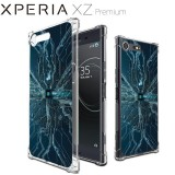 เคส SONY Xperia XZ Premium Digital Series 3D Anti-Shock Protection TPU Case [DG002]