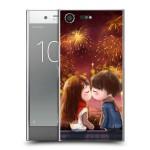 เคส SONY Xperia XZ Premium Valentine Series Slim Back Cover [VT001]
