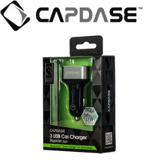 ที่ชาร์จในรถ Capdase 3 USB Car Charger Rapider Quick Charge 3.0 (QC 3.0 + QC 2.0)