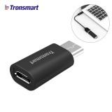 หัวแปลง Tronsmart Type-C Male to Micro-B Female 2.0 adapter (USB C Adapter) (2 ชิ้น)