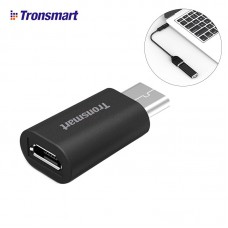 หัวแปลง Tronsmart Type-C Male to Micro-B Female 2.0 adapter (USB C Adapter) (2 ชิ้น)