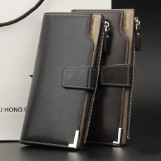 กระเป๋าหนัง Baellerry Wallet With Card Holder : Vintage Edition