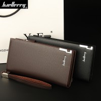 กระเป๋าหนัง Baellerry Wallet With Card Holder : Classic Edition