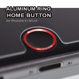 Alumania ALUMINUM RING HOME BUTTON for iPhone (ปุ่มสีดำ)