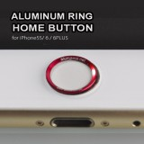 Alumania ALUMINUM RING HOME BUTTON for iPhone (ปุ่มสีขาว)